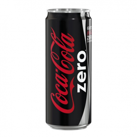 Coca Cola Zero 33 cl - Dog Out