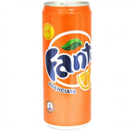 Fanta 33 cl - Dog Out