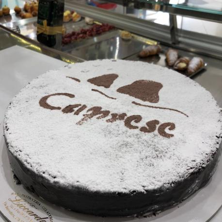 Torta Caprese...
