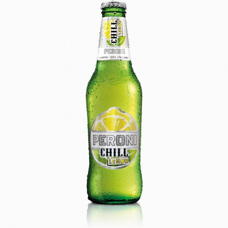 Peroni Chill Lemon - Dog Out