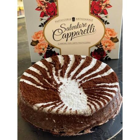 Torta Caprese 500 gr -...