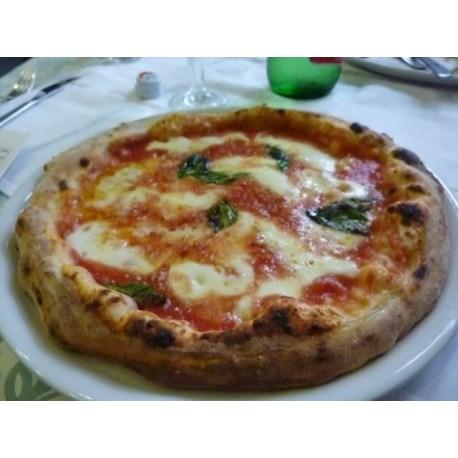 Pizza Margherita con...