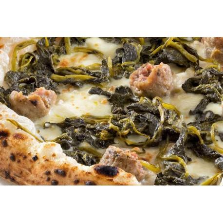 Pizza Salsiccia e...
