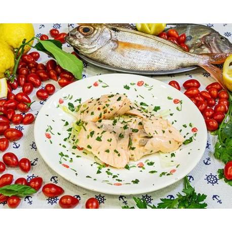 Salmone Marinato -...
