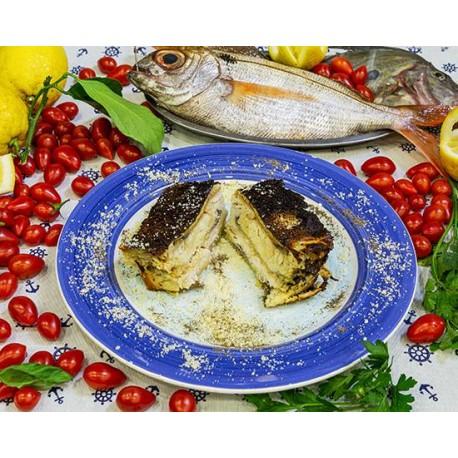 Parmigiana Di Pesce -...