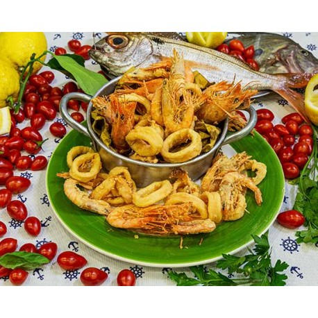 Frittura Di Calamari E...