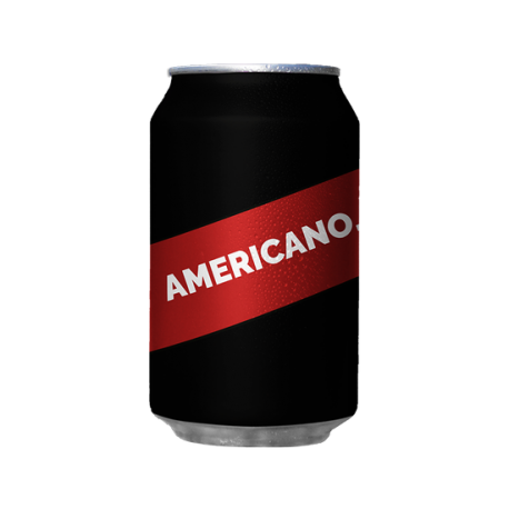 Lattina di Americano 33 cl...