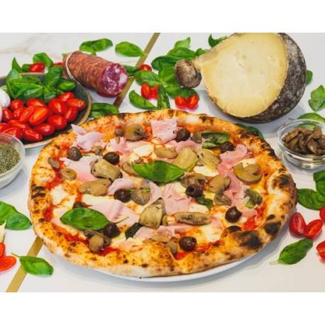Pizza Capricciosa - Brò...