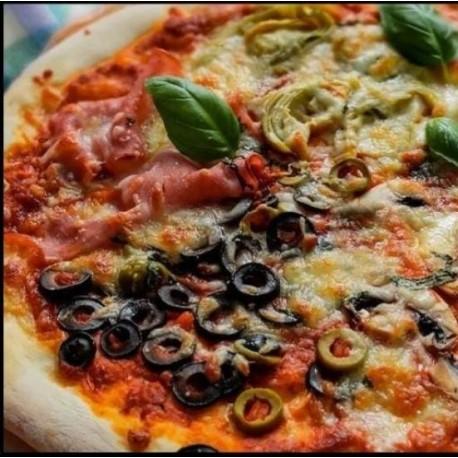 Pizza 4 stagioni- il...