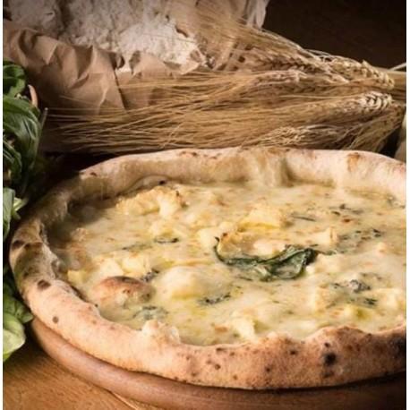 Pizza 4 formaggi - il...