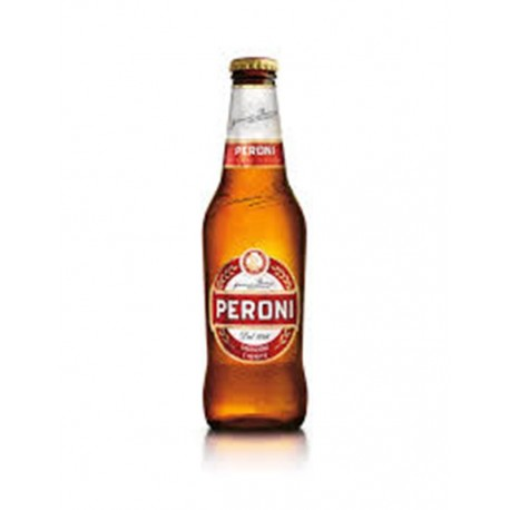 Birra Peroni 0,33 Lt.- il...