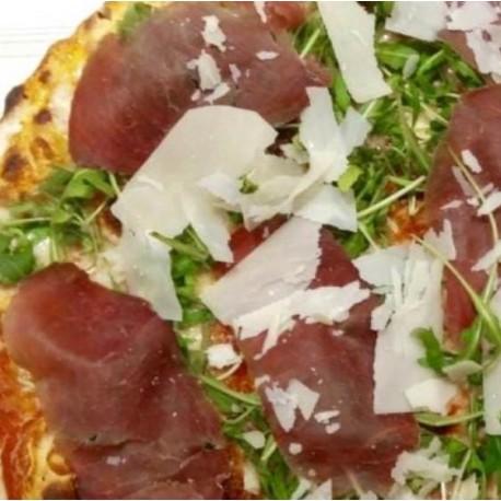 Pizza Bresaola - il massimo...