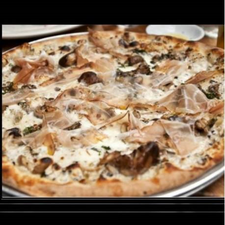 Pizza Speck - il massimo...