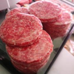 Hamburger di Pura Scottona...
