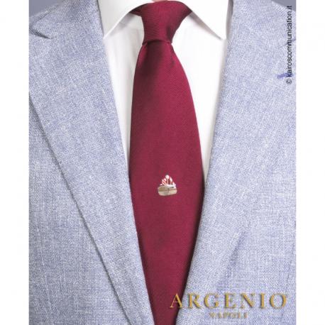 Cravatta Vascello Vesuvio -...