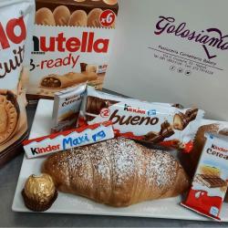 Cornetto Nutella - Golosiamo