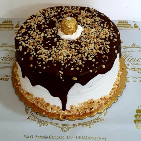 Torta Rocher - Pasticceria...