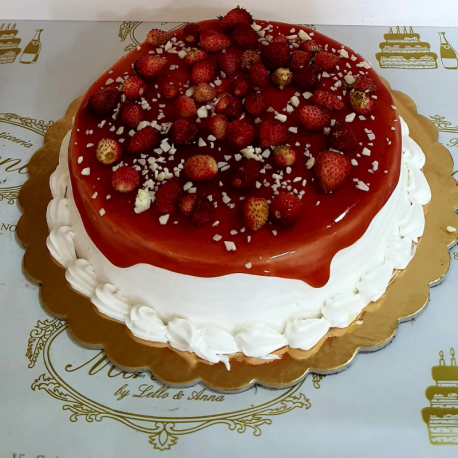 Torta Fragoline -...