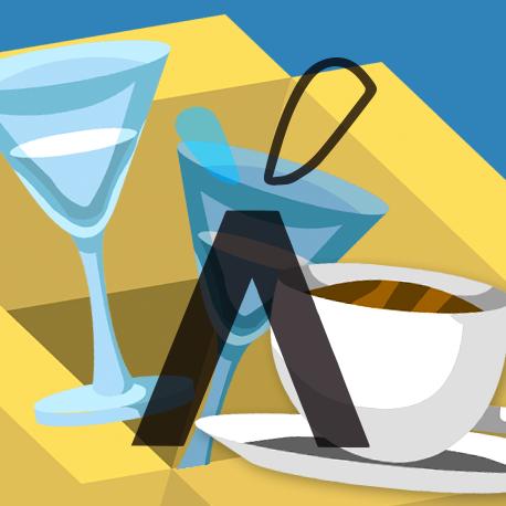 Latte e Bounty - Il Cornettone