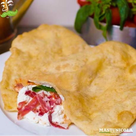 Pizza Fritta Completa -...