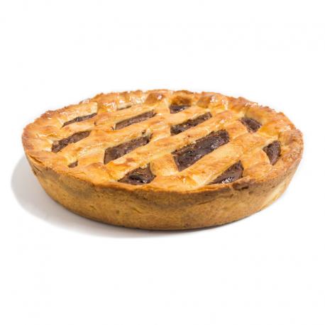 Crostatina alla Nutella -...
