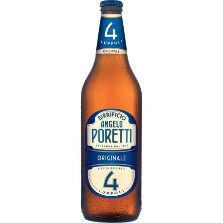 Birra Poretti 4 Luppoli 33...