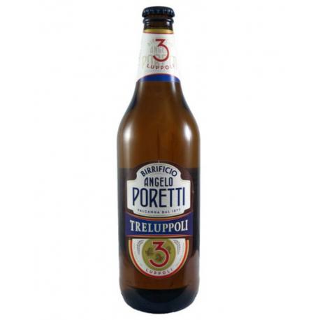 Birra Poretti 3 Luppoli 33...