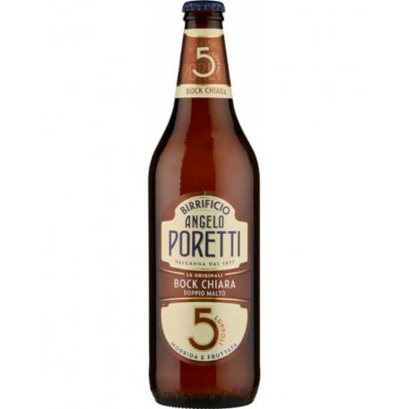 Birra Poretti 5 Luppoli 33...