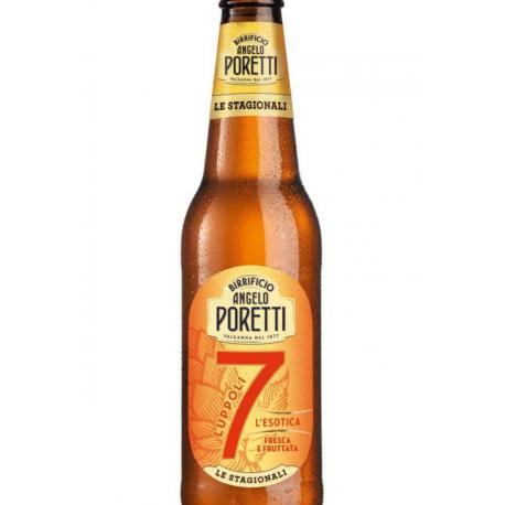 Birra Poretti 7 Luppoli 33...