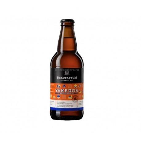 Birra Braufactum Yakeros...