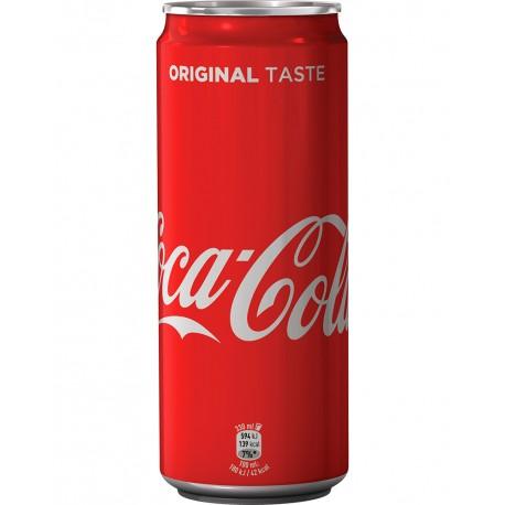 Coca Cola 33 cl - Cracker...