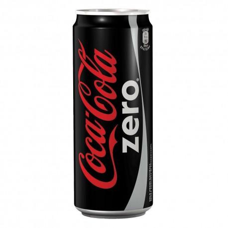 CocaCola Zero 33 cl -...