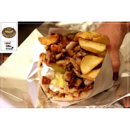 Panino Special Kebab Menu -...