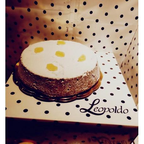Torta Caprese al Limone (20...