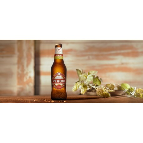 Birra Peroni Senza Glutine...