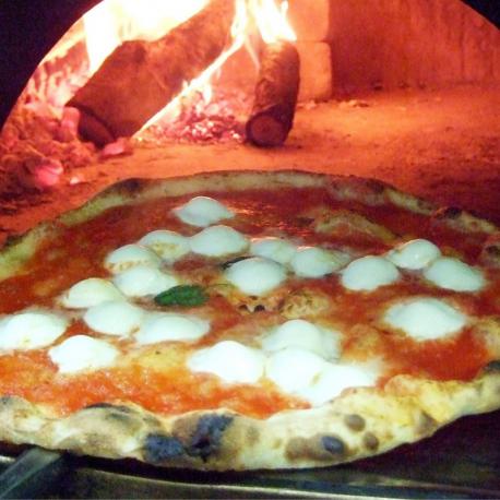 Pizza Bufalina - Antica...