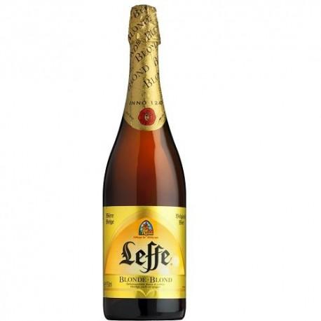 Birra Leffe Blonde - Hadel...