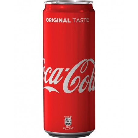 CocaCola 33 cl - 21...