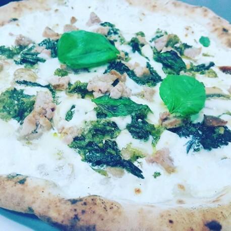 Pizza Carrettiera -...