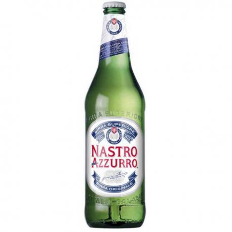 Birra Nastro Azzurro 66 cl