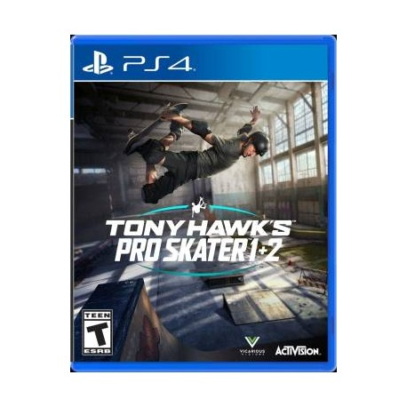 PS4 Tony Hawk's Pro Skater...