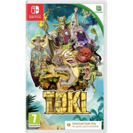 Switch Toki Replay (Code...