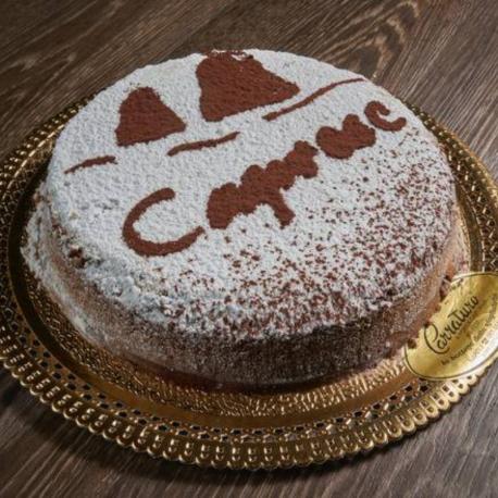 Torta Caprese - Antica...