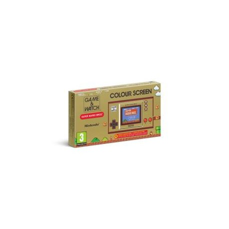 Nintendo Game & Watch Super...