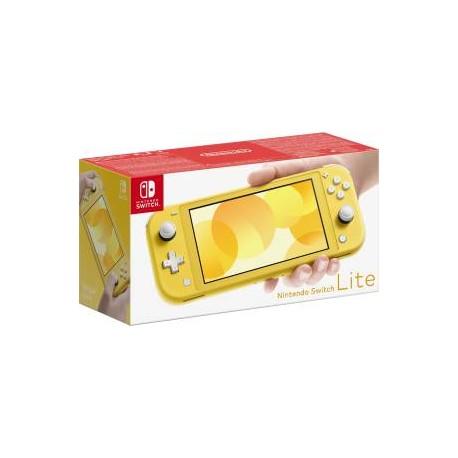 Switch lite Console Giallo
