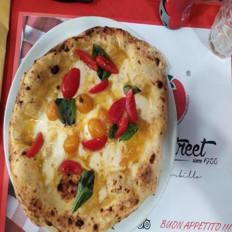 Margherita Gialla - Pizz A'...