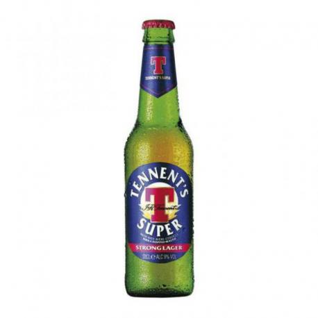 Birra Tennent's - Il Re...