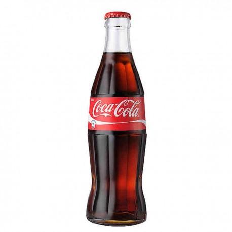 Coca Cola in Vetro 33cl