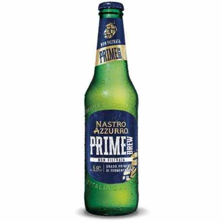 Birra Nastro Azzurro Prime...