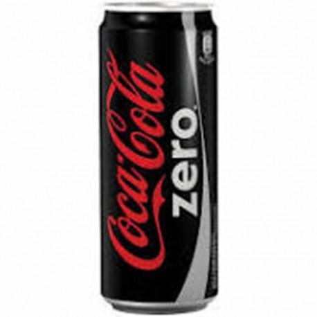 Coca Cola Zero in Lattina...